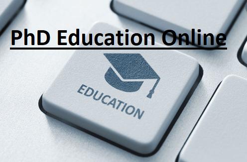 Online doctorate no dissertation