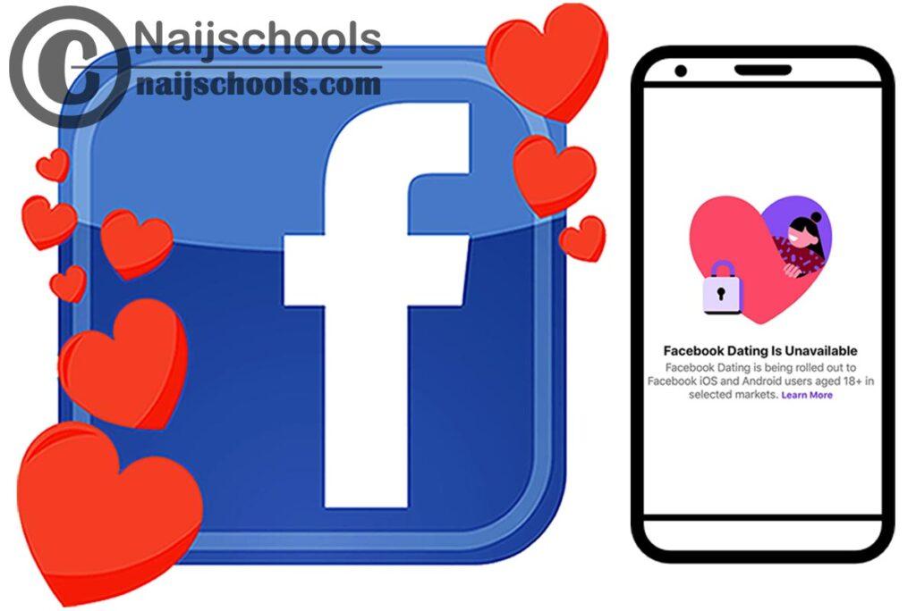 reddit facebook dating not showing up in app