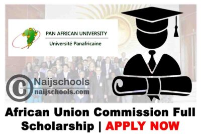 Pan-African University African Union Commission Full ...