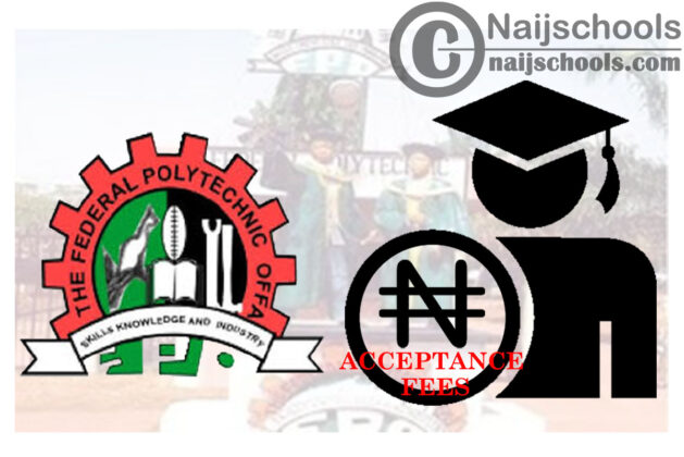 Federal Polytechnic Offa Acceptance Fee Payment Procedure ...